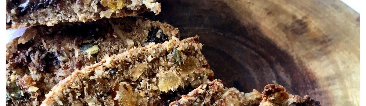 Recept frank's gezonde power cake