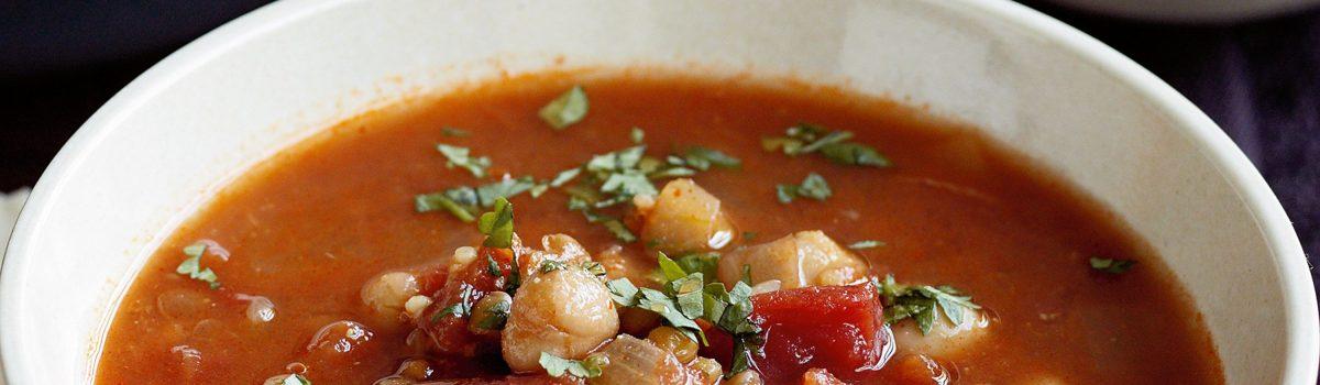 Recept Marokkaanse Harira Soep